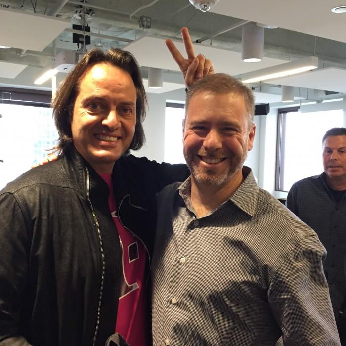 #3 John Legere: T-Mobile CEO